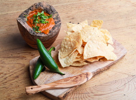 Celebrate National Tortilla Chip Day with ZESTY Southwest Salsa