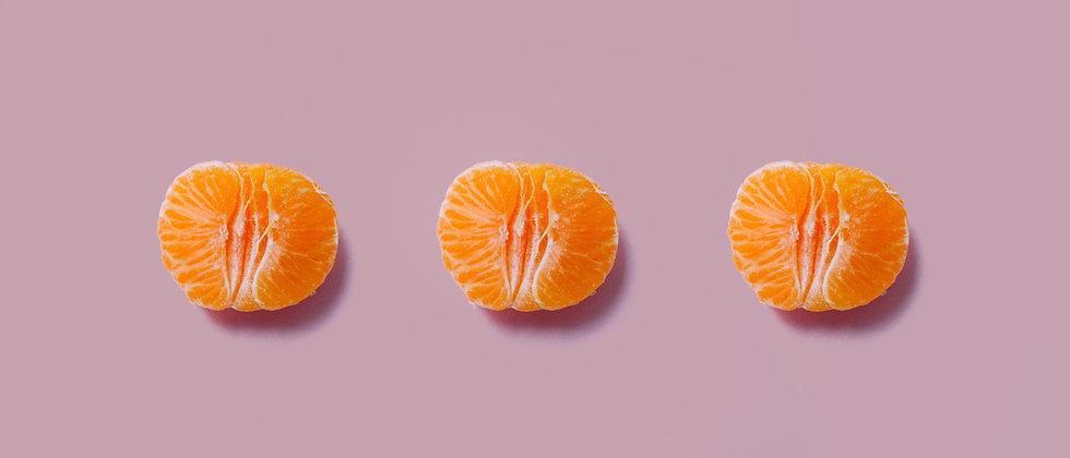 Clementine + Basil