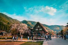 Shirakawago in Gifu