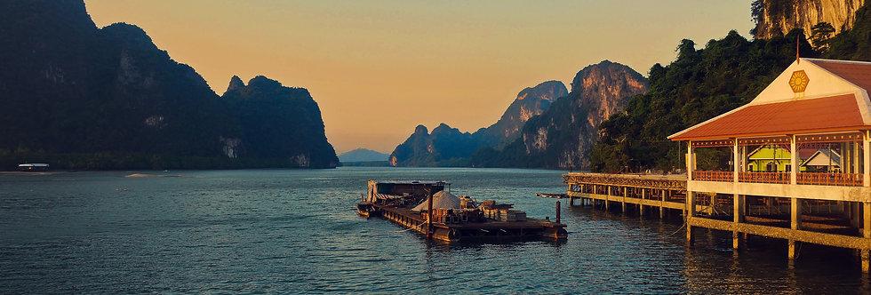 Tailandia 15 días: 1 de 3 pagos