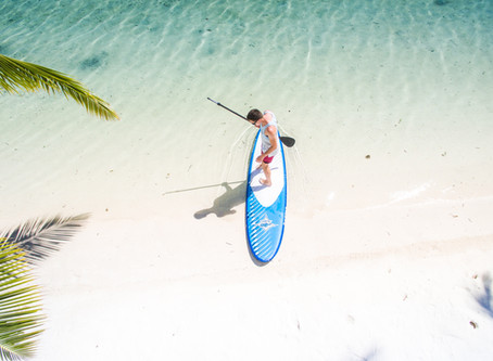 The Best Places To Paddle Board In The World