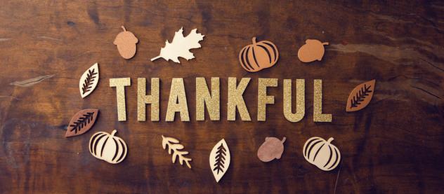 Gratitude: scavenger hunt for kids