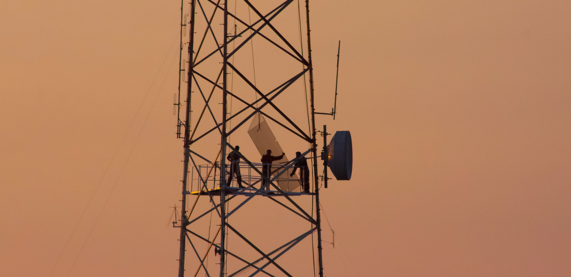 Cell Phone Tower Rigging