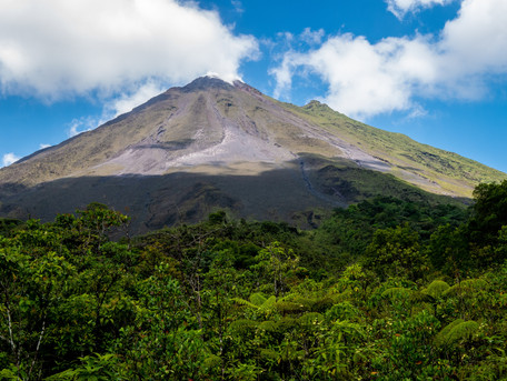 Volcan Arenal, photo de Tom Rogers