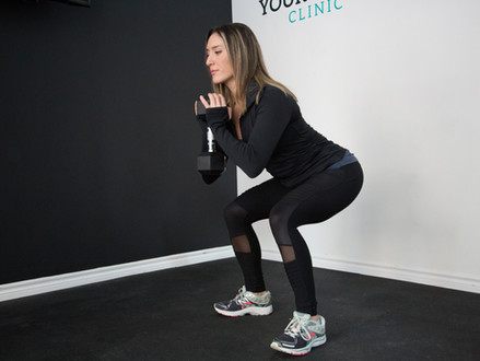 The only squat instructions you'll ever need
