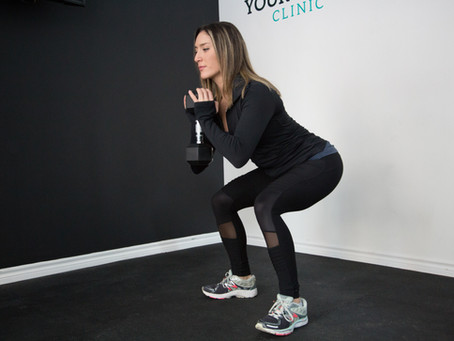 How To Do The Air Squat [Exercise Guide]