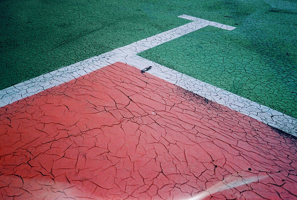 How to stop leakages for cracked surface