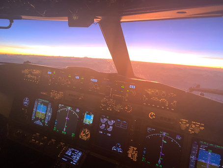 Radiação ionizante e o piloto de aeronaves