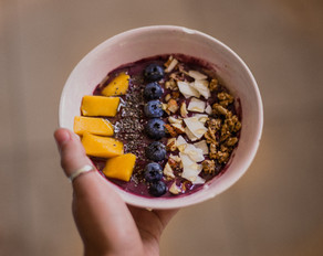 3 Minute Breakfast Bowl