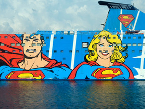 SUPERCECHY SUPERWOMAN 🦸♀️