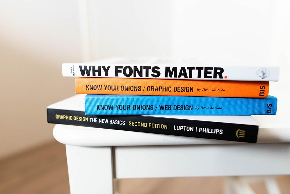 Hemsidans grafiska design spelar roll