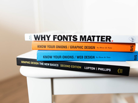 Fonts: Design Tips for Web, Social and Branding - Top 3 Tips