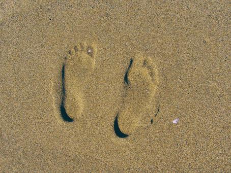 Why Prayer Walking - by Revd. Rosemary Donovan