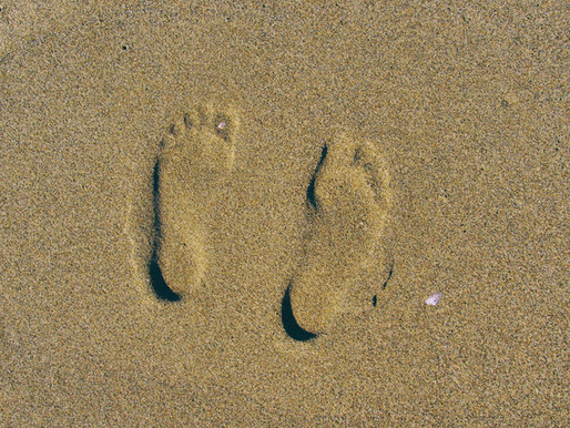 Anyone can follow you home - story of your footprints