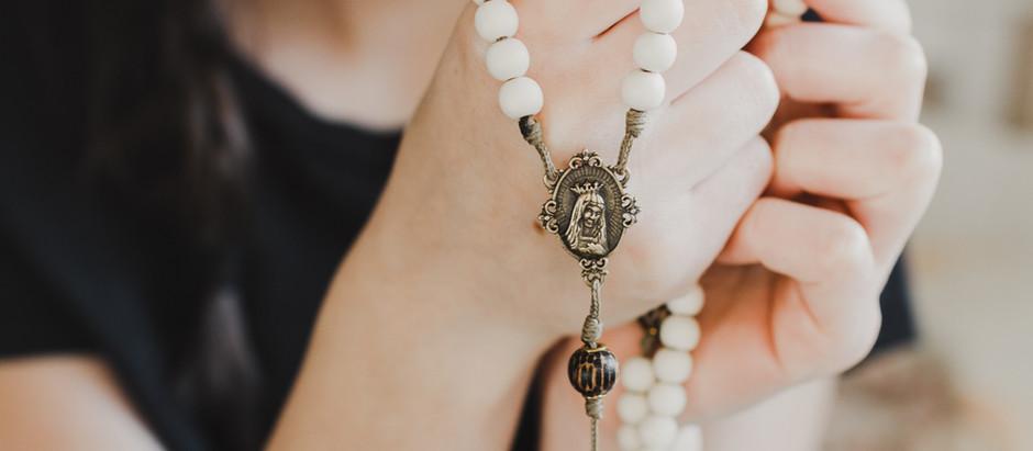 Rosary Walk June 26