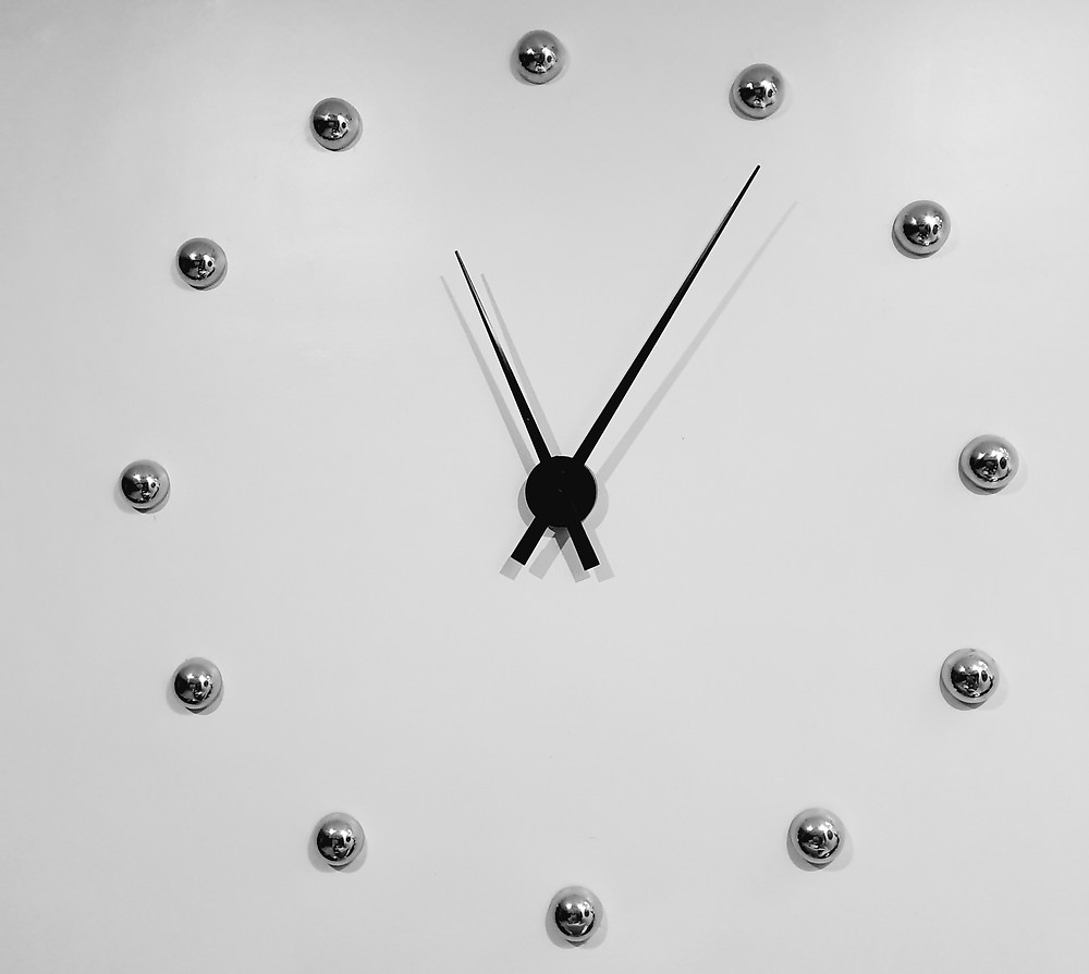 This is an image of a clock.
