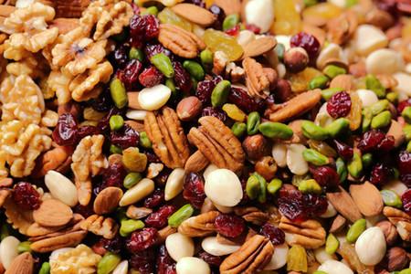 nuts healthy fats