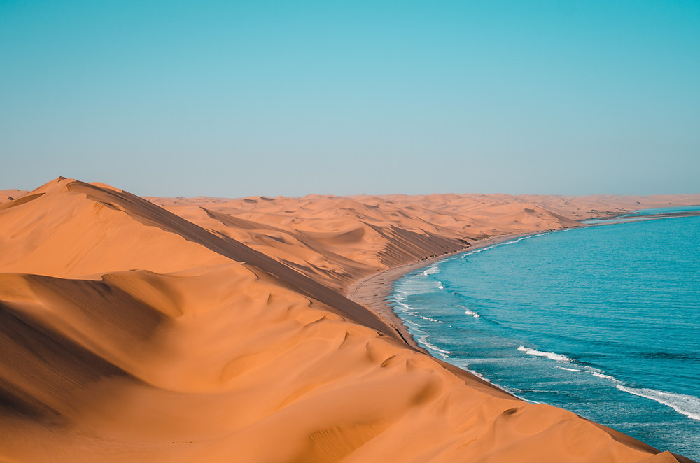 things to do in namibia - visit the skeleton coast