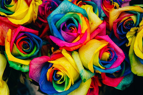 The 7 Chakra Roses Attunements - Chakra Alignment with Master Kuthumi