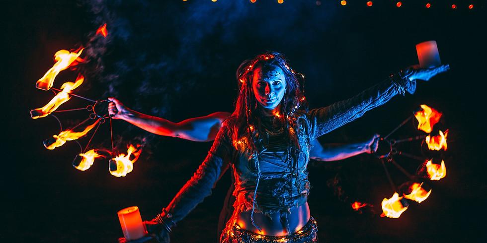 Dark Carnival Halloween Party