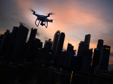 Tech Savvy Terrorists and Airport Disruptions- How Drones Affect the Security Landscape