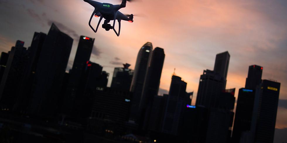 Drone Flight Demonstration