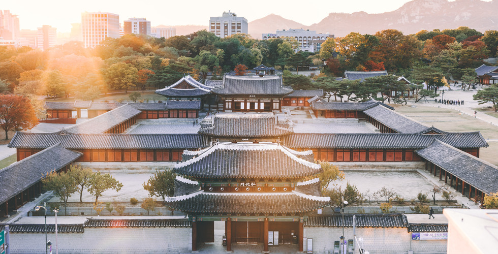 korean houses