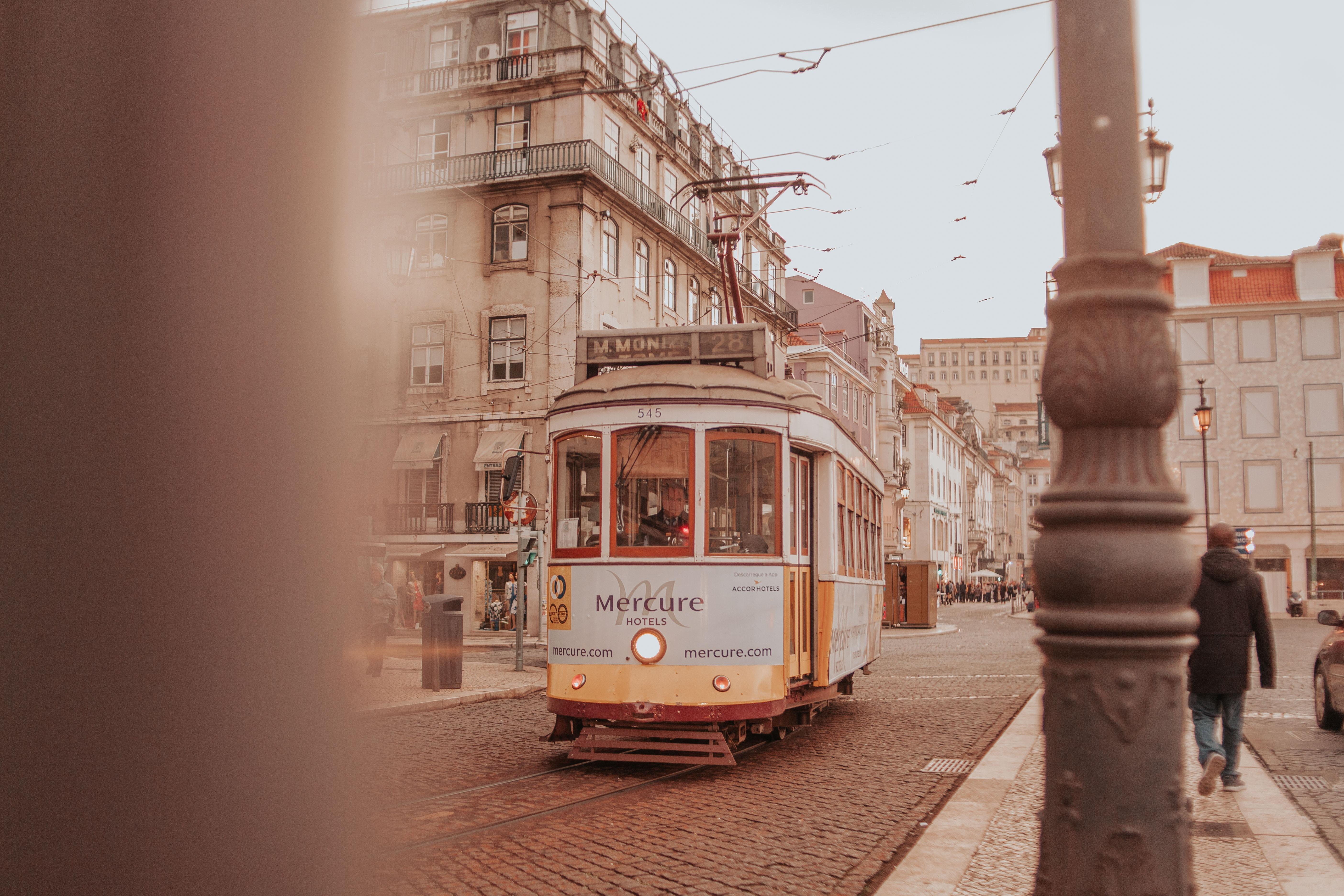 Tour en tramway privatisé