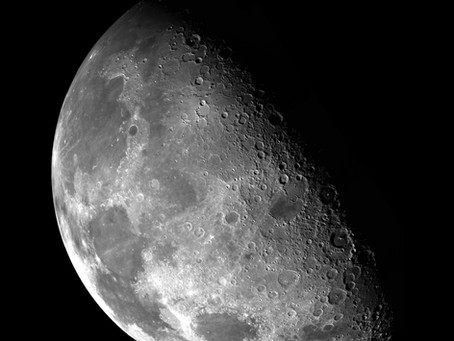 December Astronomy Highlights, Busy Month!
