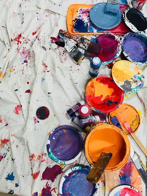K-2 Paint Party