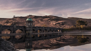 Elan Valley Reservoirs & Dams