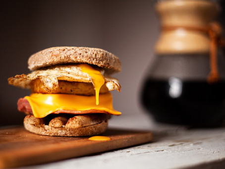 Allergen Friendly Breakfast Sandwich