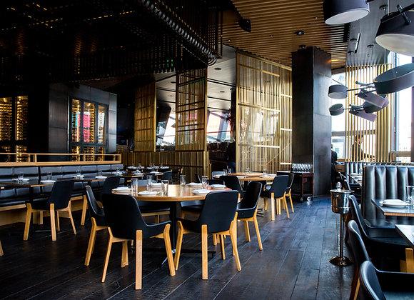 Ресторан с банкетным залом | финансовая модель бизнес плана