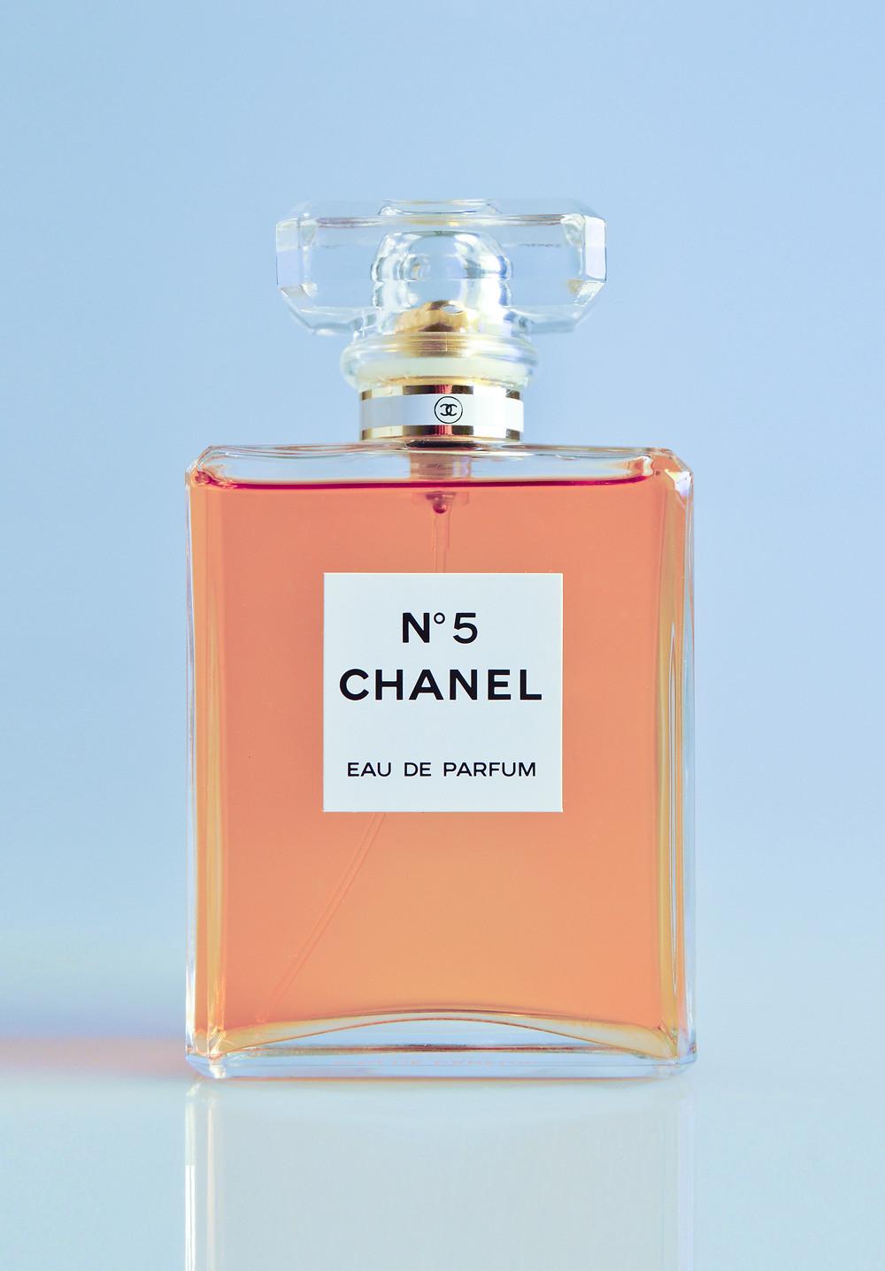 no5 chanel iconic in luxury JAWBREAKING