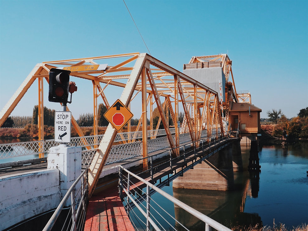 Freeport Bridge Sacramento