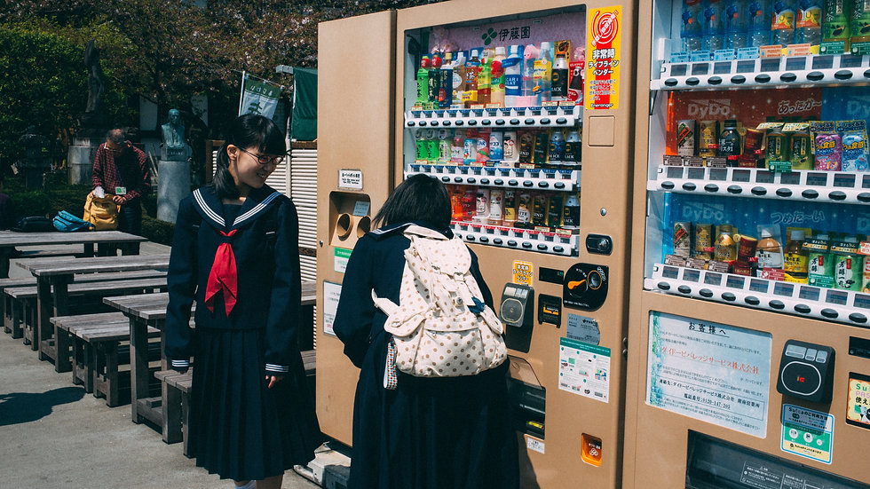 Botifying Vending Machines with Voice