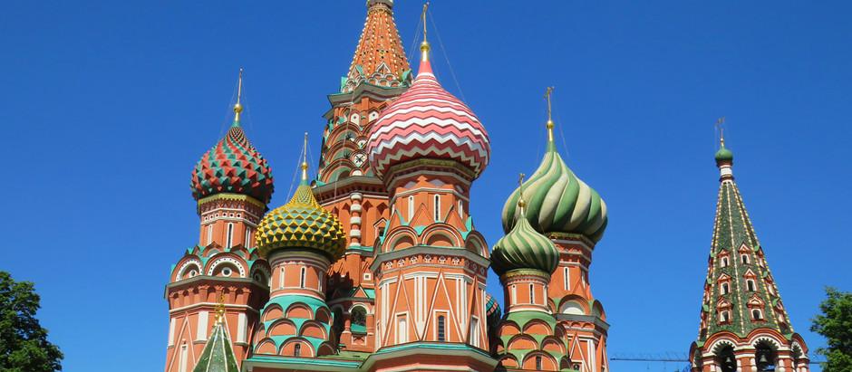 A Week in Russia