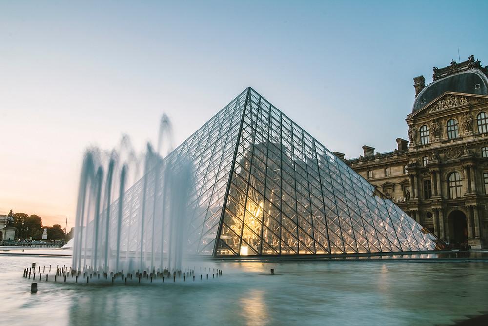 Le Louvres, Paris