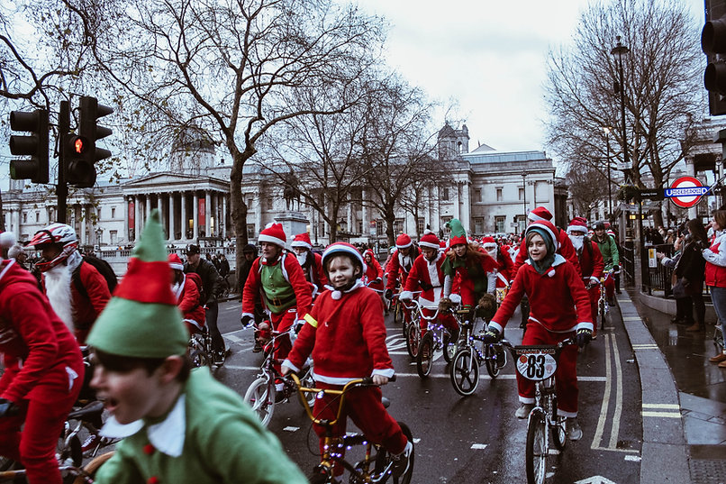 Santa Rally