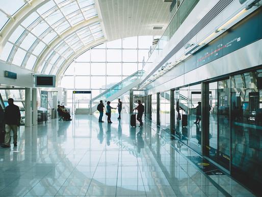 Los 5 aeropuertos más concurridos del mundo en 2019