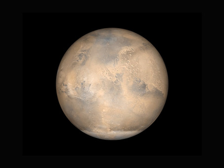 Have We Discovered a Long-Dead Civilization on Mars?