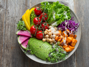 Health blog series [6]: The benefits of good nutrition