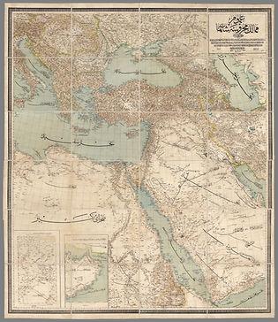 CK HAMIDI Interaktivní mapa Jordánska