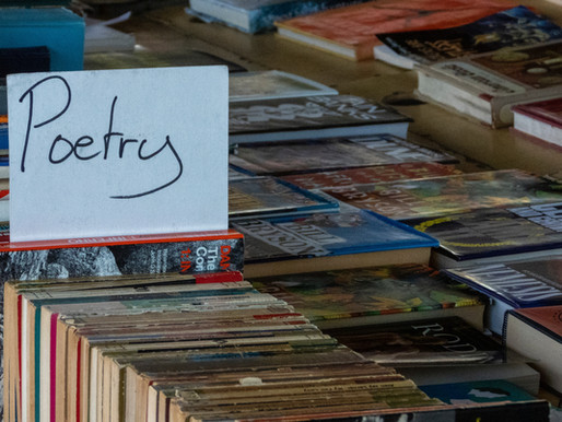 Getting Over My Fear of Poetry