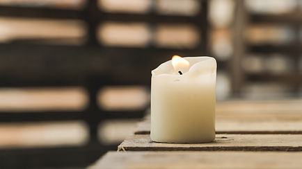 Candles & Home Header