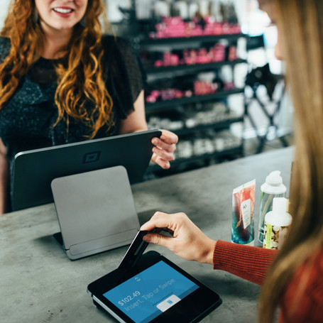 Point-of-Sale Register
