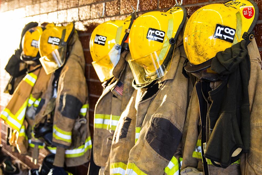 Fire Department Uniform