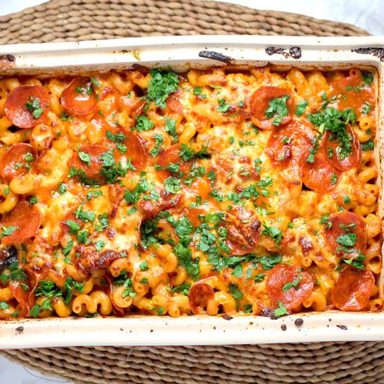 WEET WAT JE EET: Pastaschelpen met spinazie