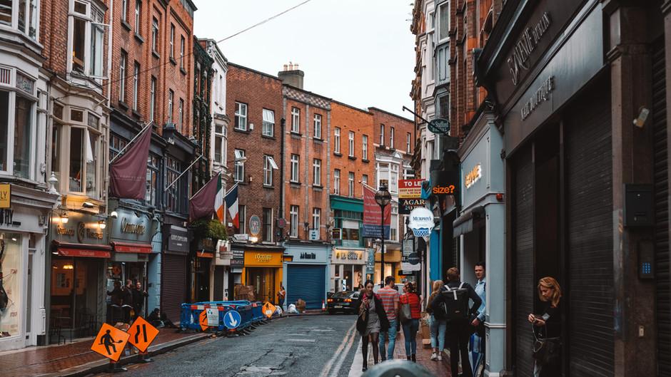 (POVOLJNI LETOVI) Direktni letovi za Dublin već od 105 kuna!