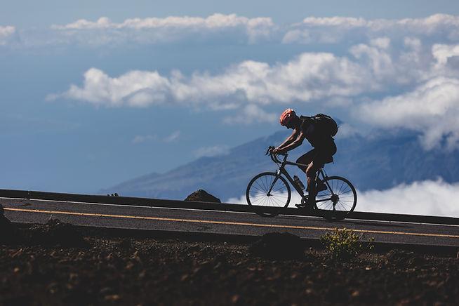 ciclista pós sessão liberação miofacial